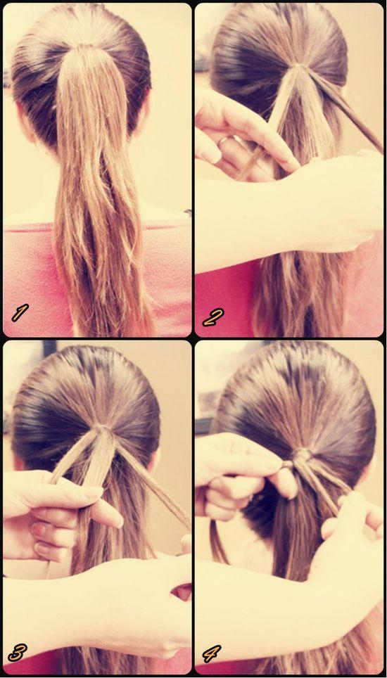 Halloween Skeleton braids hair style tutorial