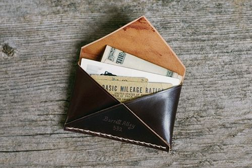 Such a cool wallet, must buy