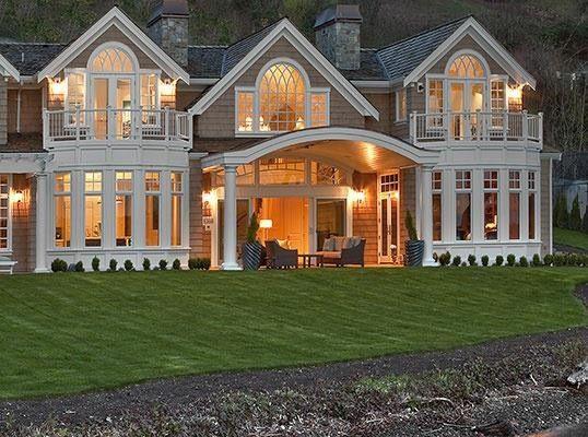 Dream home idea.