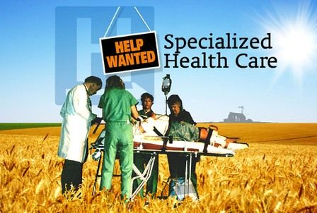 SPECIAL REPORT: Specialized Health Care In Rural Northern Michigan