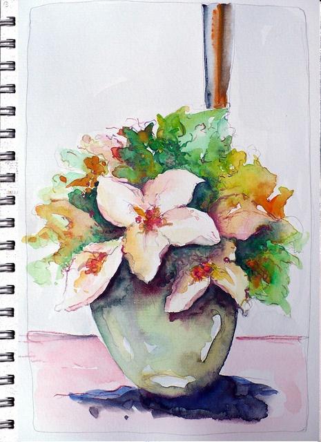 Flower pot series