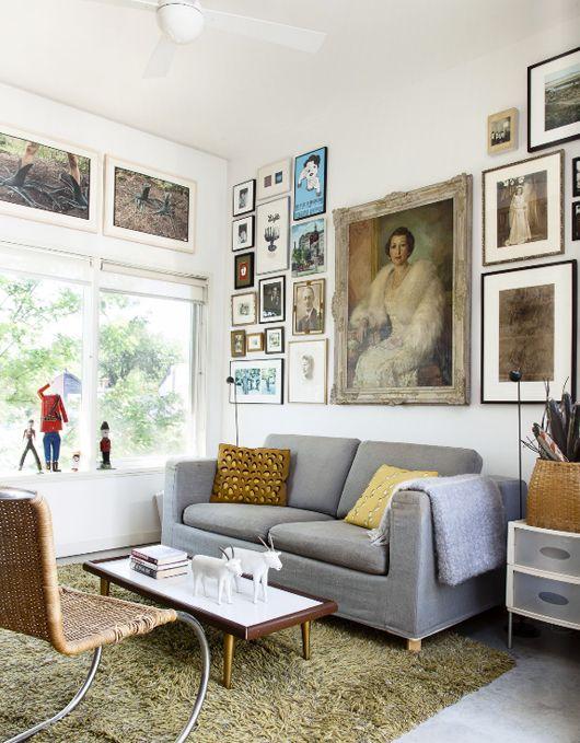 living room gallery / covet garden
