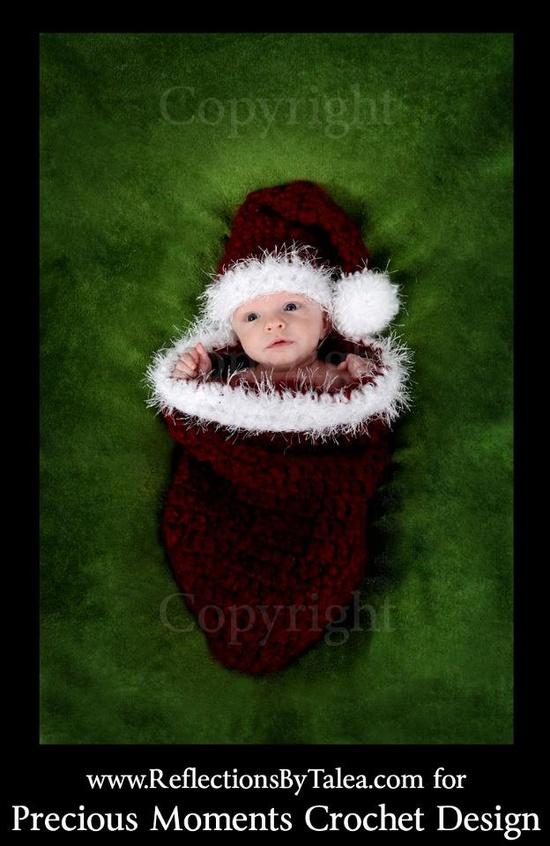 Christmas baby  Haha.. so cute.