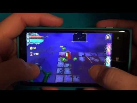 Vampire Rush - Xbox Windows Phone Review - software.linke.rs...