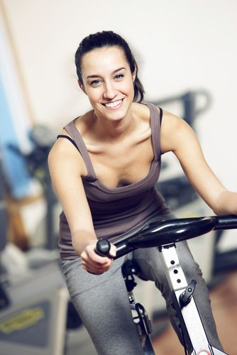 Fat Blasting Spin Workout #skinnyms #fitness #spin #workout