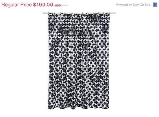 SALE  30 percent off  Shower  Curtain Standard by elisabethmichael, $139.30