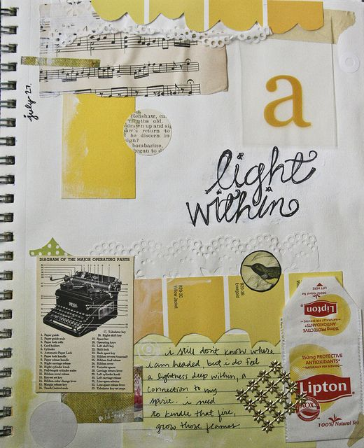 Page by Caitidid Designs