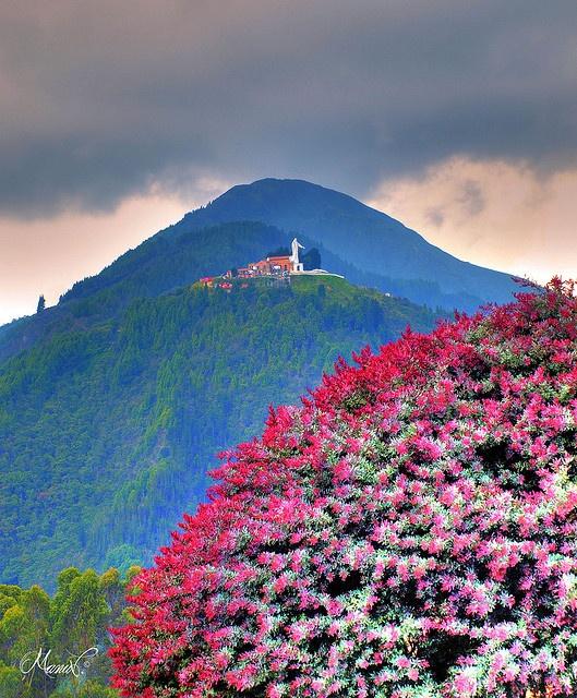 Cerro de Guadalupe, Bogotá, Colombia