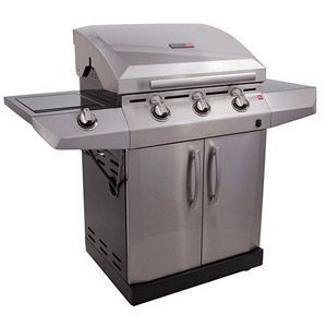 Char-Broil Performance TRU-Infrared T-36D 3-Burner Gas Grill with Side