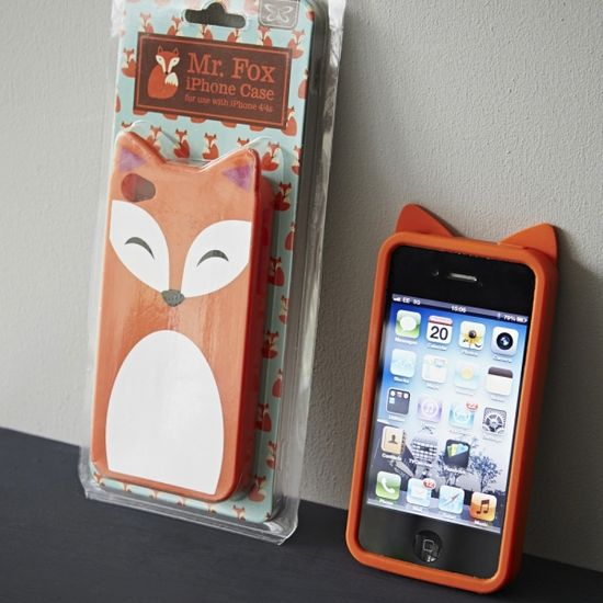 fox iPhone cover