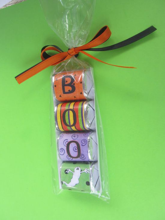 HALLOWEEN CANDY WRAPPERS - ETSY product idea
