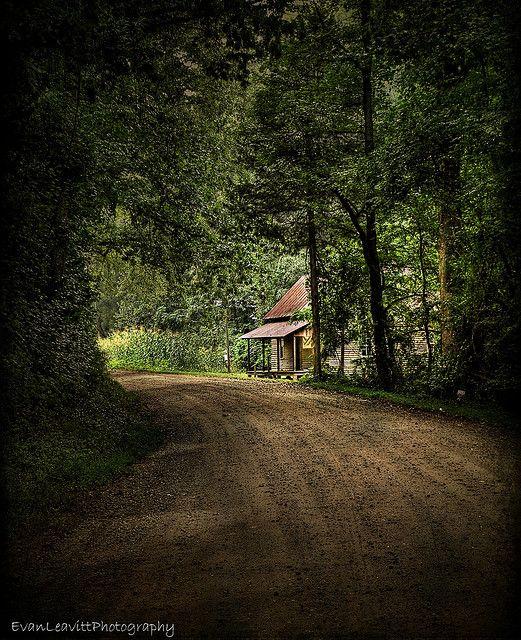 dirt roads are the best roads