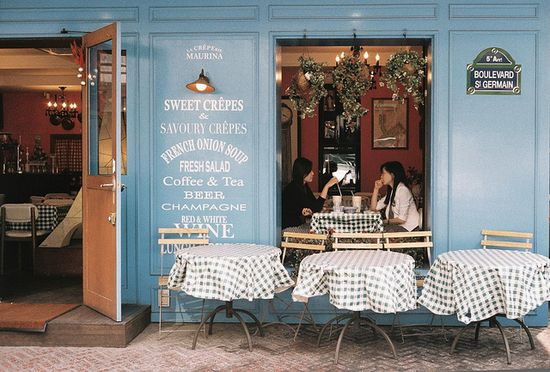 Cafe Maurina - Paris