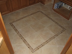 porcelain tile flooring patterns