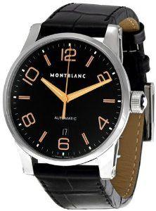 Montblanc Timewalker Mens Watch 101551