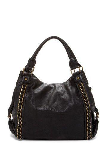 Chain Detail Handbag.