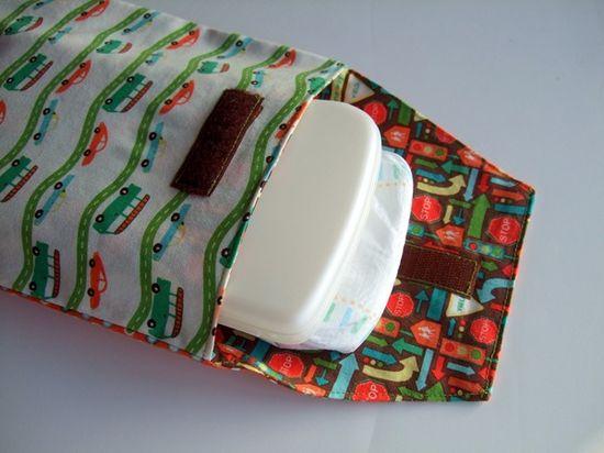 Diaper Clutch: Tutorial