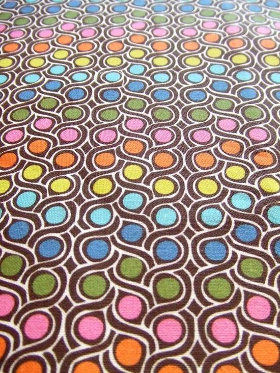 dot dot dot fabric from WonderFluff
