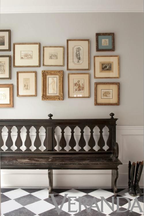 Interior design by Richard Shapiro. Photograph by Max Kim-Bee.