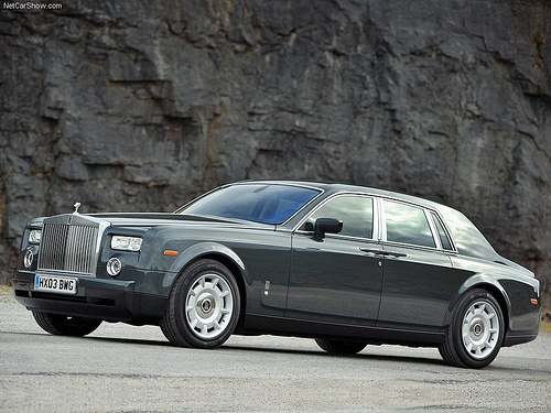 Rolls-Royce Celebrates 10 Years of The Phantom