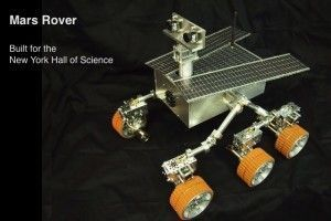 Preteen Sisters Build Robot Modeled After Mars Rover For New York Hall