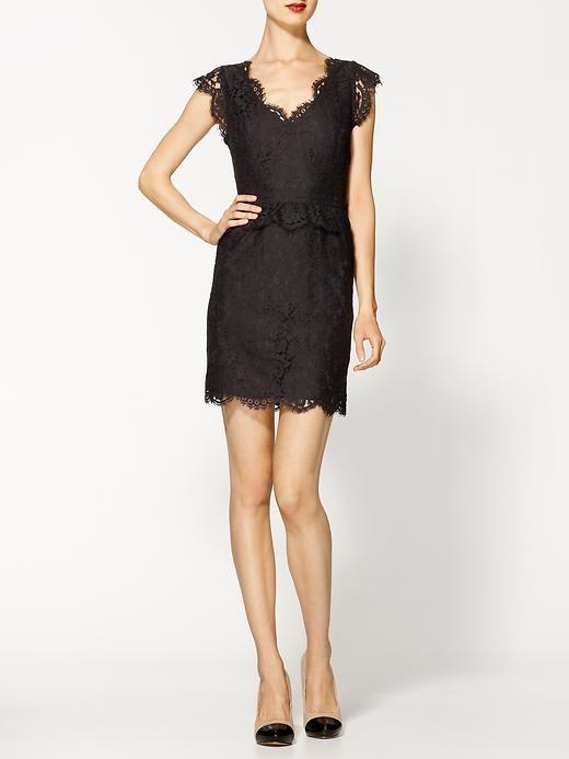 Joie Lebanon Lace Dress