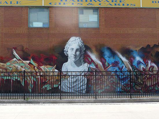 Graffiti/Street Art - Toronto