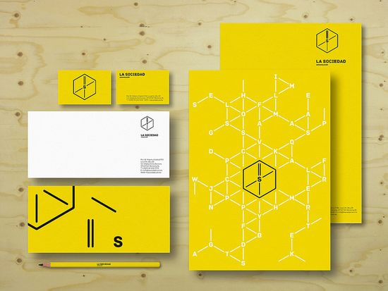 LaSociedad / toormix #branding #identity #graphic #design #stationery