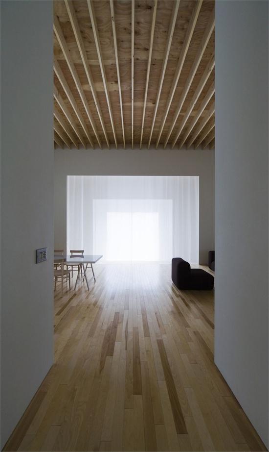 Layered House, #Saroma, #Tokoro-gun, 2008 by Jun Igarashi Architects