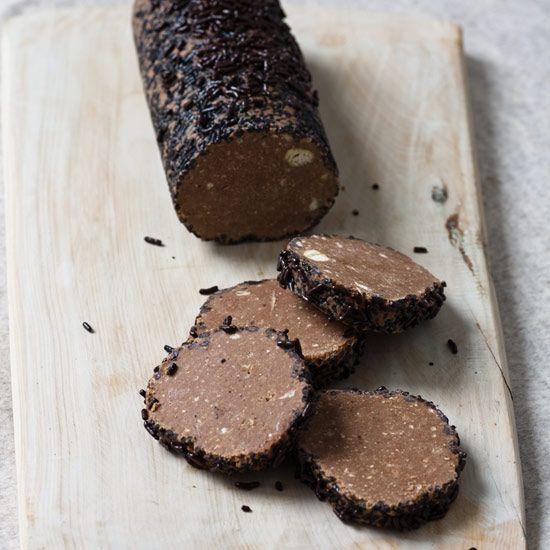 No-Bake Chocolate-Peanut Cookies // More Great Cookies: www.foodandwine.c... #foodandwine