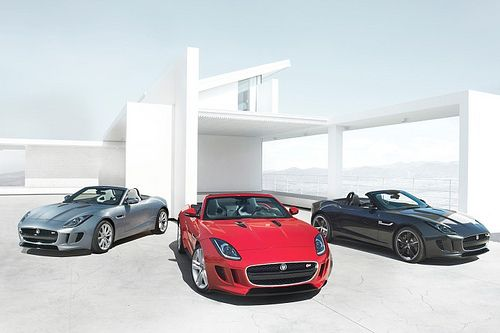 Jaguar Says Its Your Turn for F-Type with New Campaign - TheTopTier.net - The Best in Luxury and Affluence