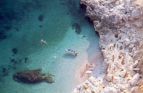 Isle of Capri.