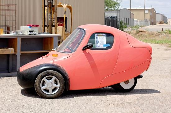Gary's weird little car