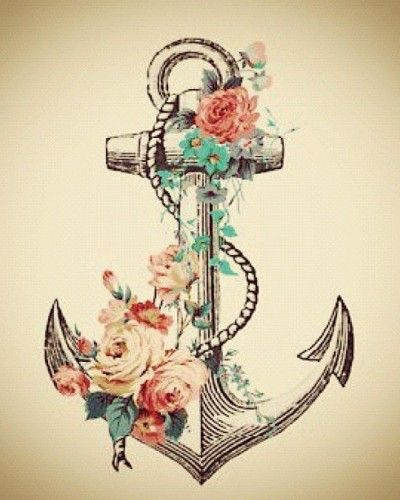 Anchor And Roses Love It