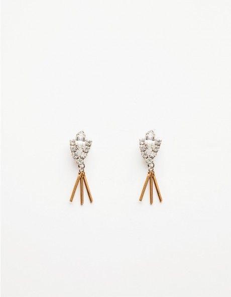 Maslo Jewelry / Ava Earrings Small