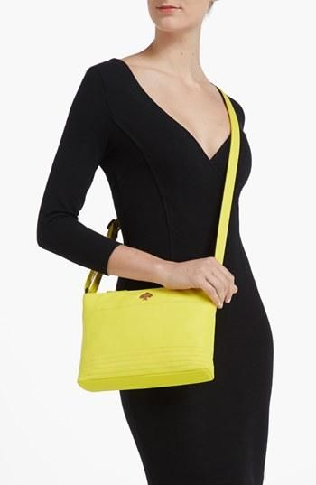 Must have: Neon crossbody bag.