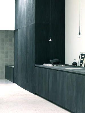 :: KITCHENS :: adore the black #kitchens