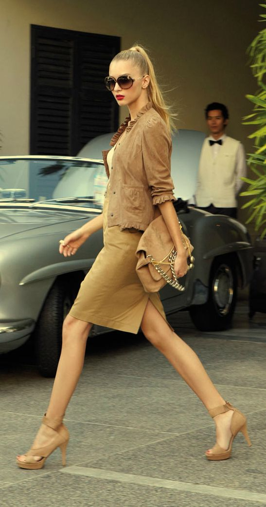 Well styled in Camel.