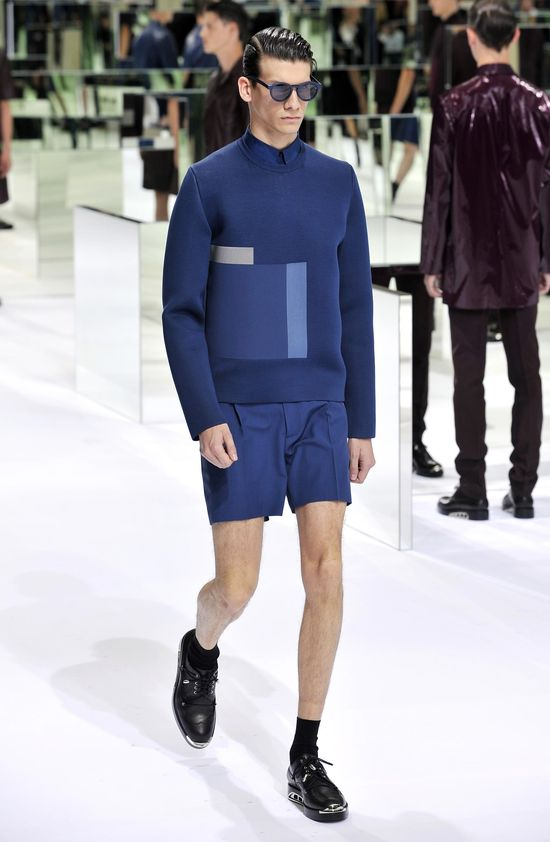 Dior Homme Summer 2014 – Look 34. Discover more on www.dior.com