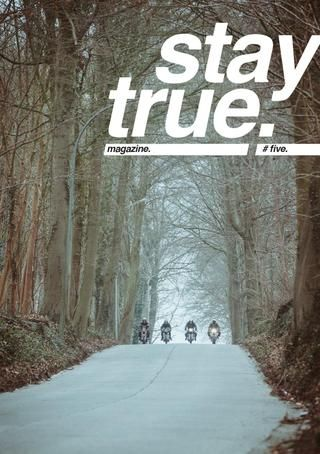 The latest issue of the brilliant online magazine from True Biker Spirit is out. (Head to p.102 for a look behind the scenes at Bike EXIF.)