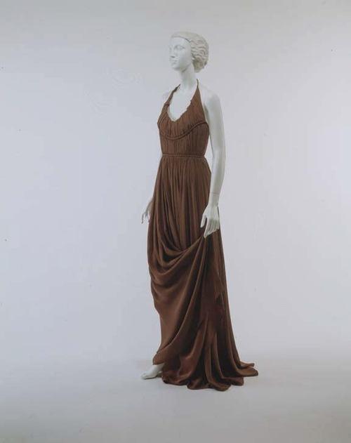 1949 evening dress