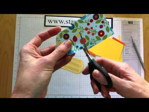 How to Use the Petite Purse Die