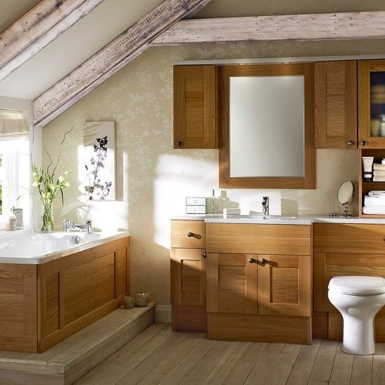 Wooden Bathroom Designs in Style