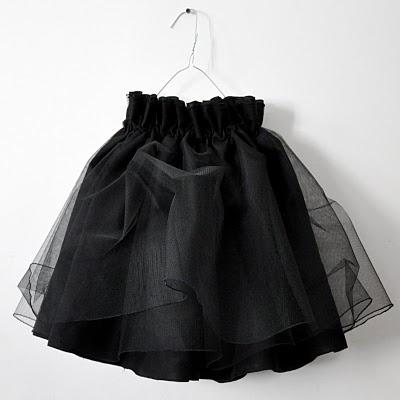 Tulle skirt ?