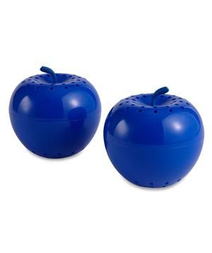 BluApple: Place this handy gadget in your fridge's crisper to prevent fruits and vegetables from premature spoilage.