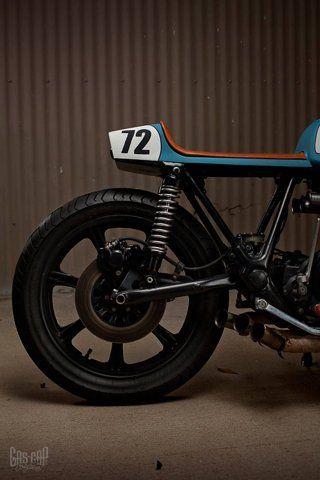 Yamaha XS750 by Ugly Motorbikes