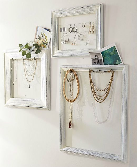 Frame your jewellery