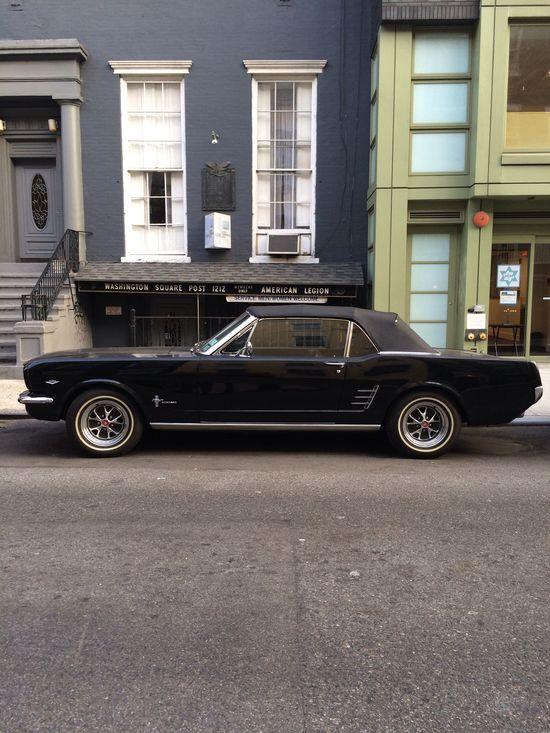 Oh look- my dream car!