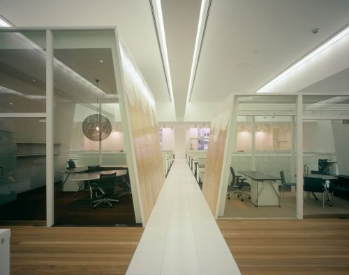 TBWA Hakuhodo Office Pictures by Klein Dytham Architecture...