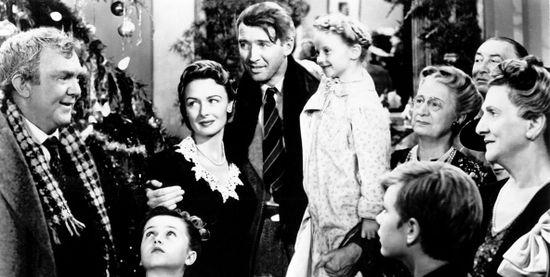 wonderful life - one of my fav Christmas movies